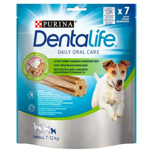 DENTALIFE Small kutya jutalomfalat 7db/115g
