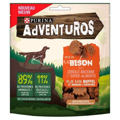 Purina Adventuros Bison - Bölény ízű Falatok 90 g