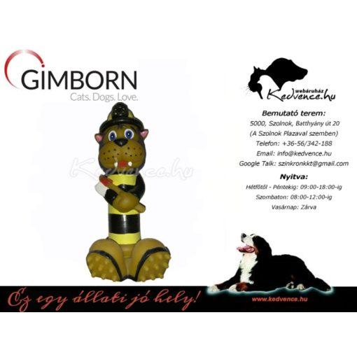 Gimborn Kutya Játék Sípolós Tűzoltó Fejszével