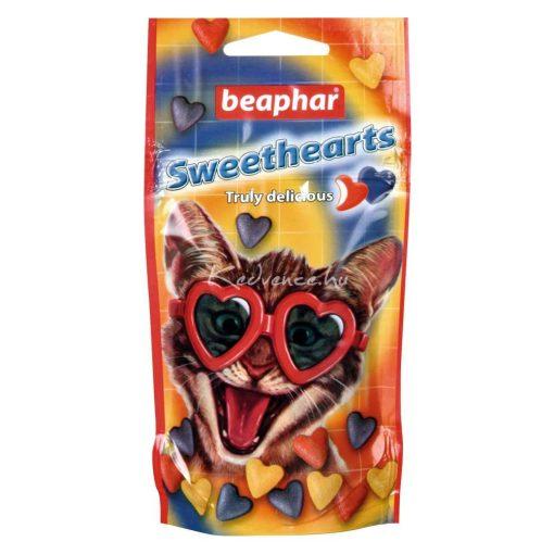 Beaphar Sweethearts Jutalomfalatok Macskáknak 150 tabletta