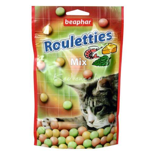 Beaphar Rouletties Mix Jutalomfalat Macskáknak 270 tabletta