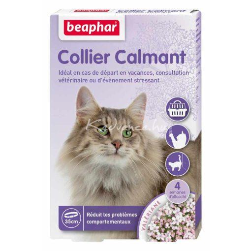 Beaphar Calming Collar - Nyugtató Hatású Nyakörv Macskáknak 1 db