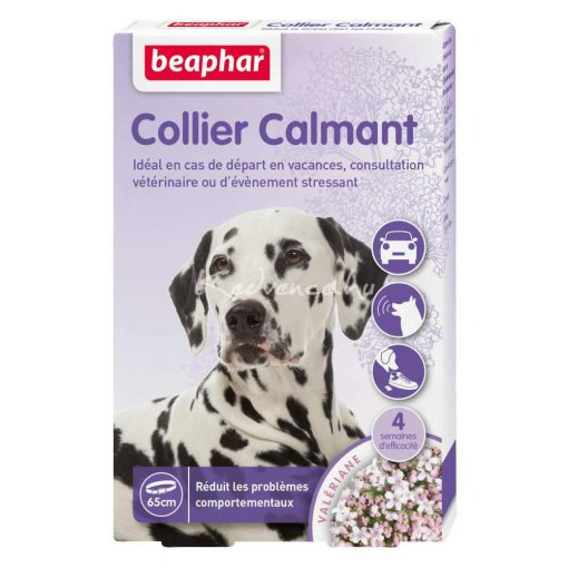 Beaphar Calming Collar - Nyugtató Hatású Nyakörv Kutyáknak 1 db