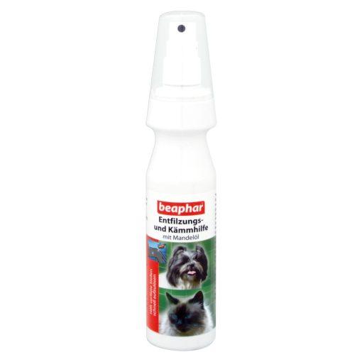 Beaphar Bea Free Szőrlazító, Filcoldó Spray 150 ml