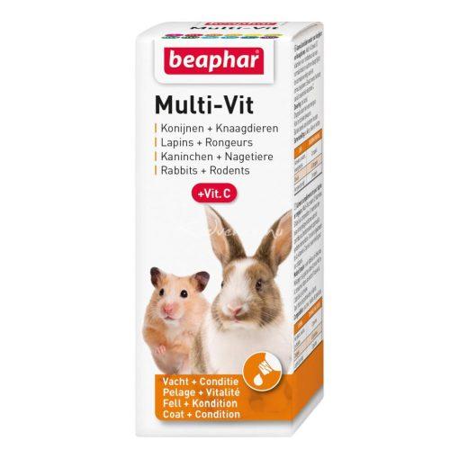 Beaphar Multi-Vitamin Kisemlősöknek 50ml
