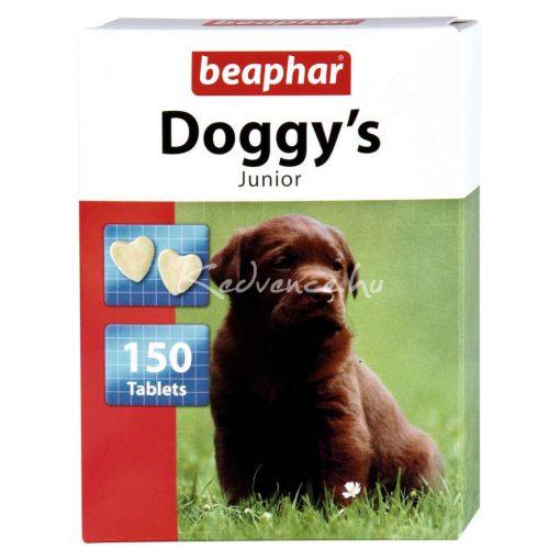 Beaphar Doggy'S Junior Étrendkiegészítő Jutalomfalatok Kutyáknak 150 db
