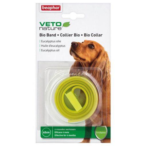 Beaphar Bio Collar Plus Illóolajos Gyógyszeres Nyakörv Kutyáknak 1 nyakörv/csomag