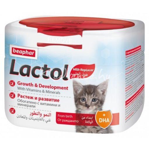 Beaphar Lactol Kitty  Tejpor Macskáknak 250g