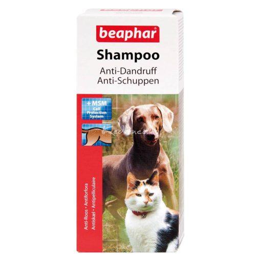 Beaphar Korpásodás Elleni Sampon Kutyáknak És Macskáknak 200 ml