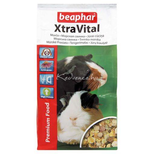 Beaphar Xtra Vital  Teljesértékű Eledel - Tengerimalacoknak 1KG