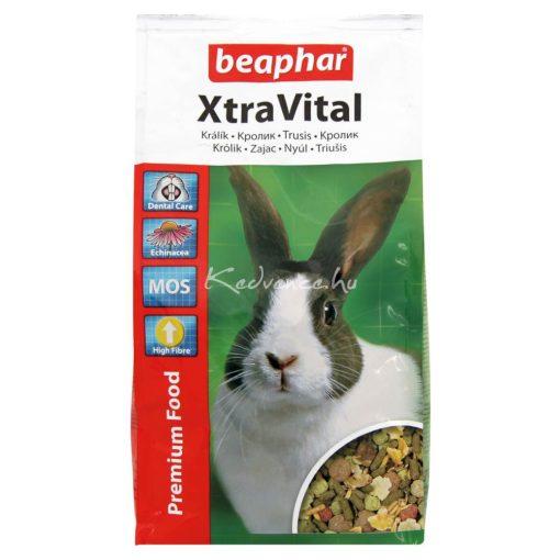 Beaphar Xtra Vital  Teljesértékű Eledel - Nyulaknak 1KG