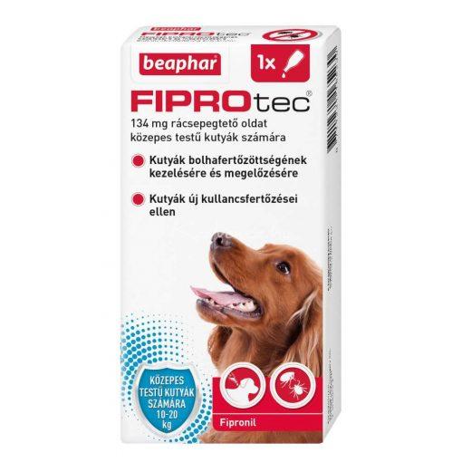 Fiprotec Spot On Kutya 10-20 kg 1 pipetta