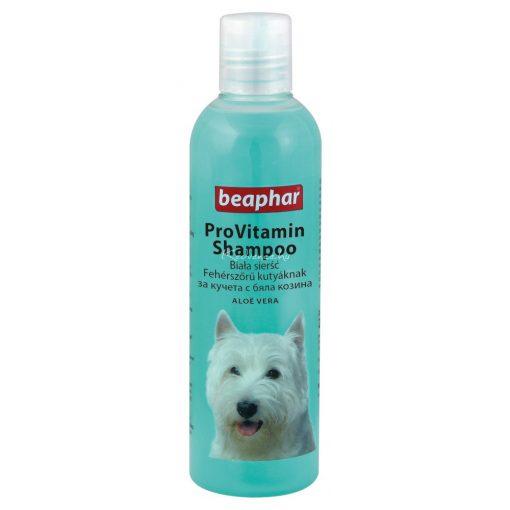 Beaphar Sampon Fehér Szőrű Kutyáknak 250 ml