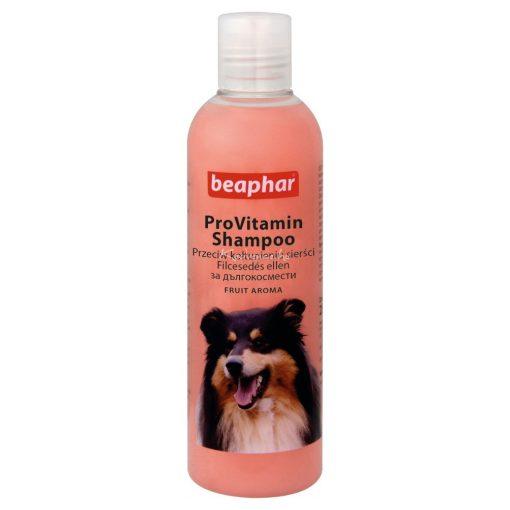 Beaphar Filcesedés Elleni Sampon Hosszú Szőrű Kutyáknak 250 ml