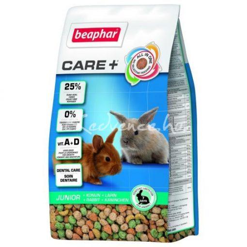Beaphar Care + Junior Nyúleledel 1,5 KG
