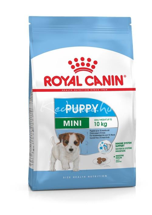 Royal Canin SHN MINI 1-10 kg PUPPY 8kg Száraz Kutyaeledel
